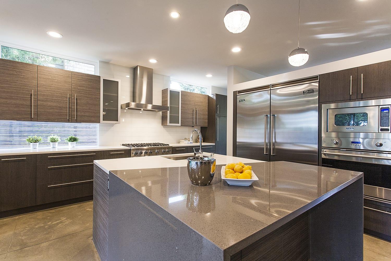 Kirkland Modern Contemporary Luna Kitchen And Bath